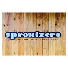 sproutzero スプラウトゼロ